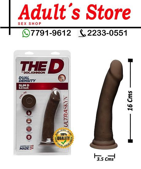 """Dildo The D SLim 6.5"""""""
