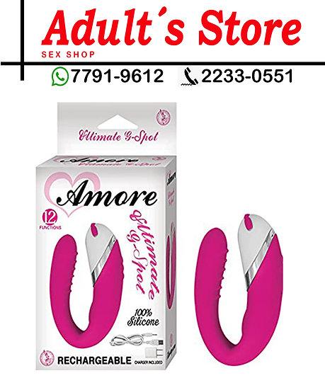 Estimulador Punto G & Clitoris Amore Ultimate
