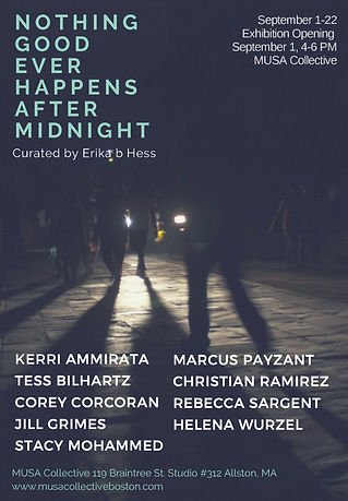 Nothing good everhappens after midnight