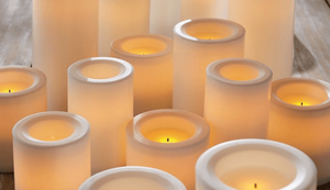 Flameless LED Candles by World Market