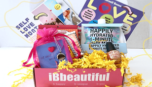 IBBeautiful Monthly Box of Inspiration by CrateJoy