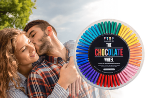 Signature Chocolate Wheel by Dylan's Candy Bar