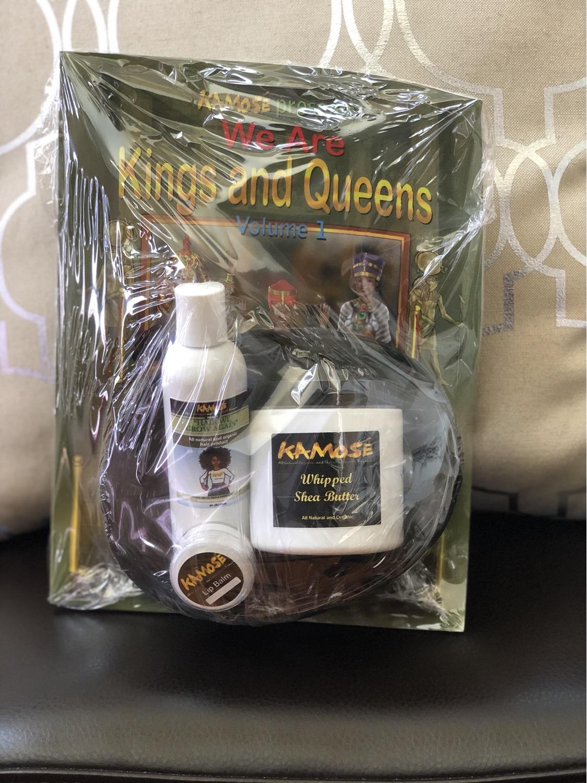 Thumbnail: Kwanzaa gift pack