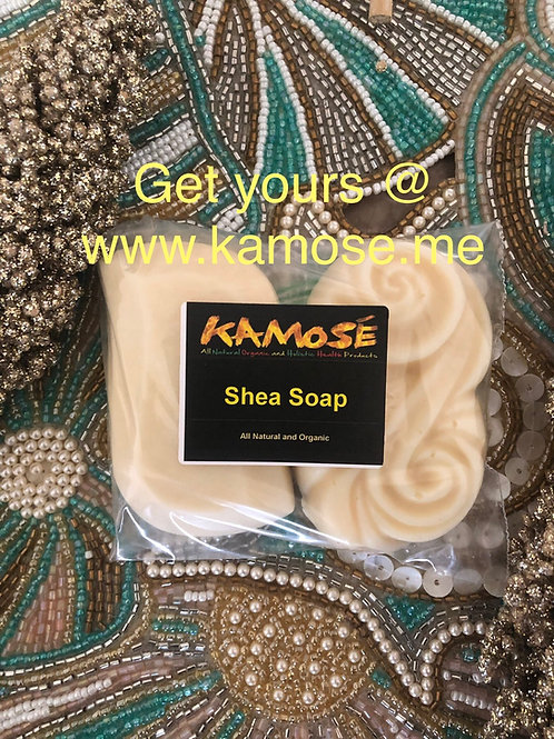 Shea Butter Soap 2 pack