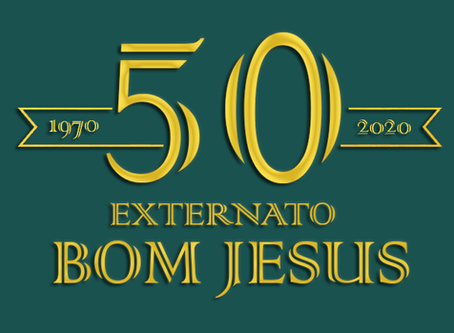 Comemoração dos 50 anos da fundação do Externato Bom Jesus