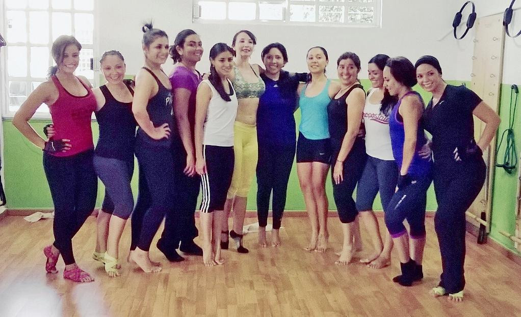 Teacher Intensive Om Pilates 2014
