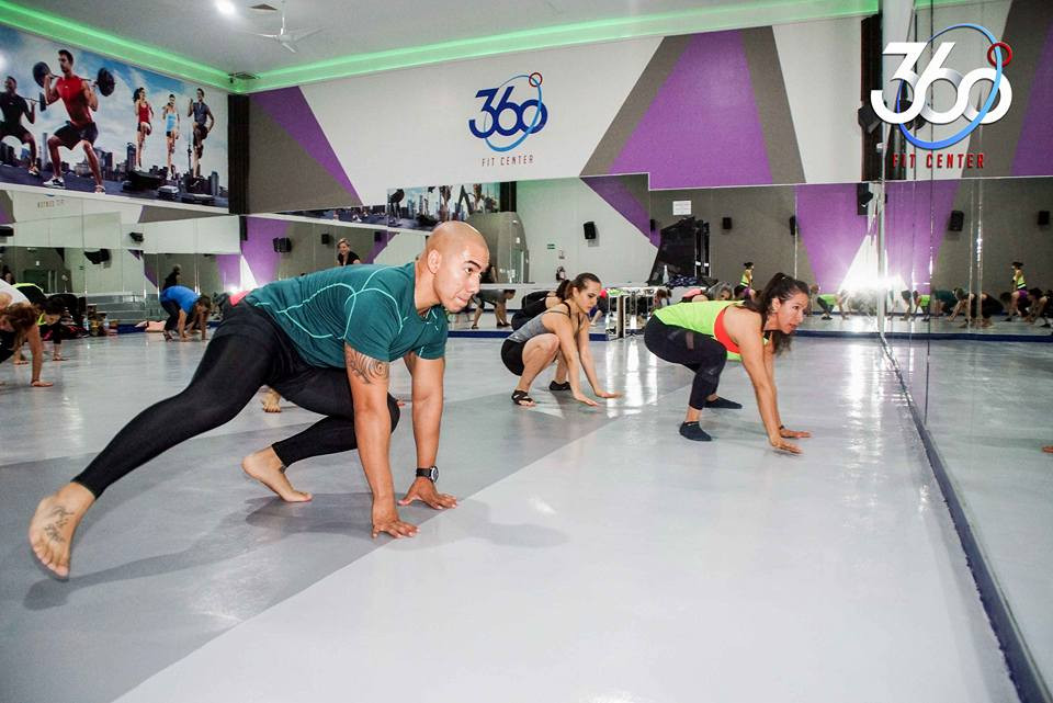 PRT Workshops 2016, 360 Gym
