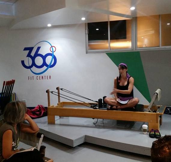 PRT Workshops 2016, 360 Gym