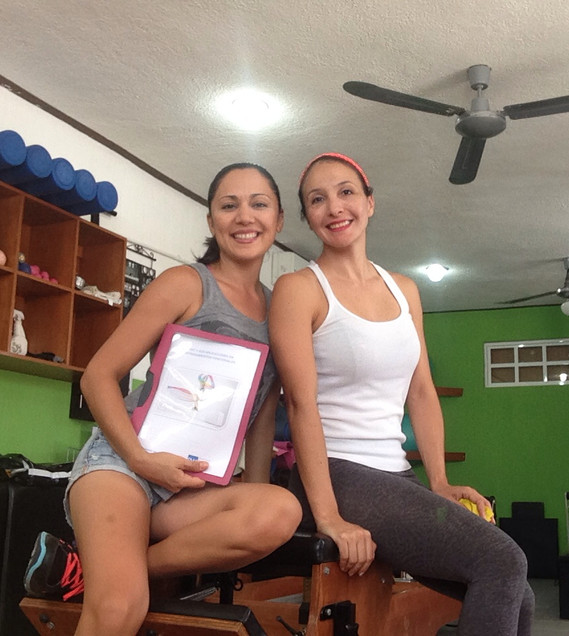Teacher Intensive, Om Pilates 2014