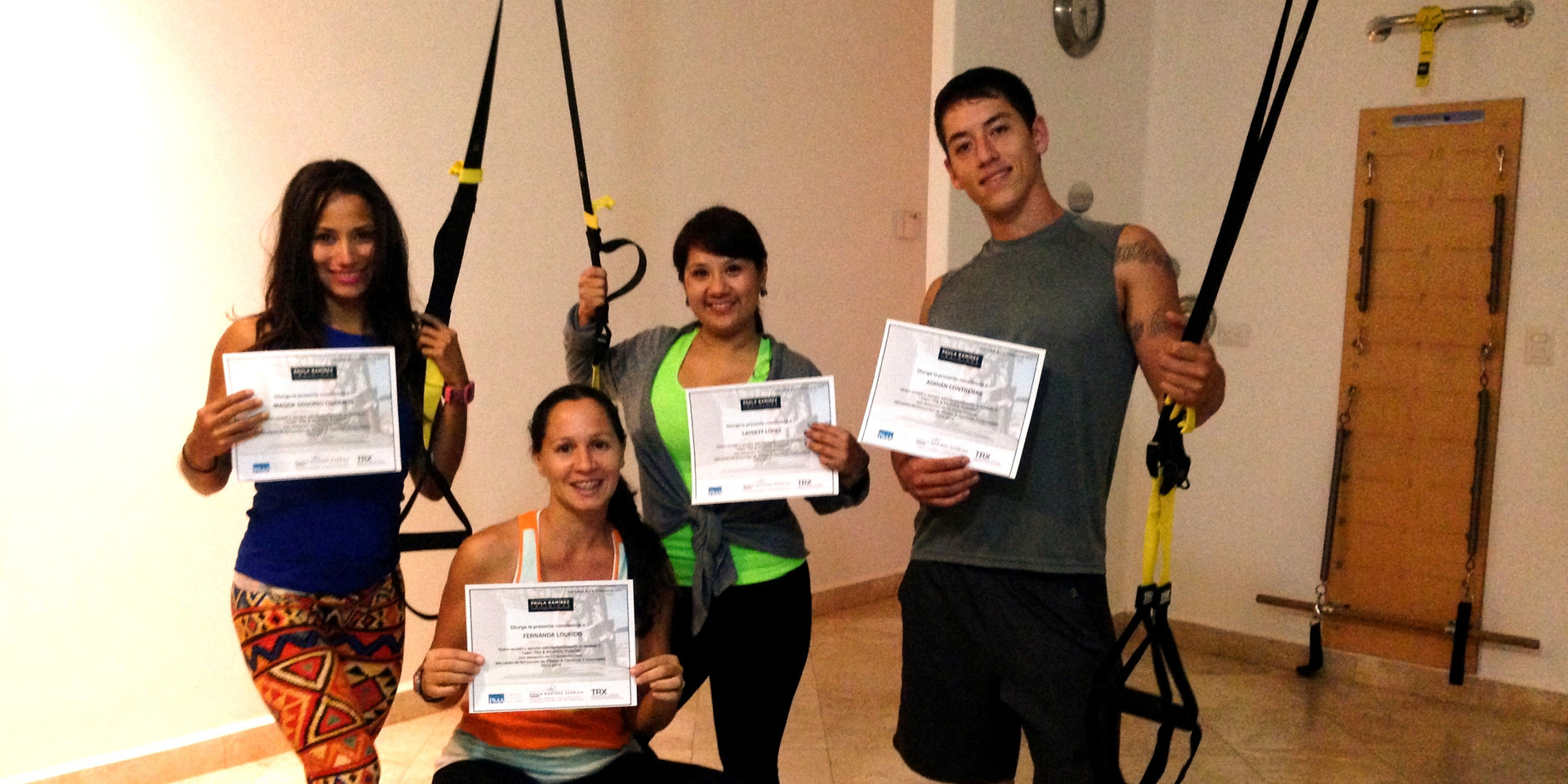 Pilates Suspension Training 2013
