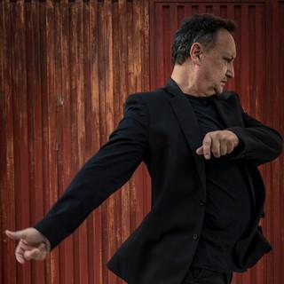 Portrait - Flamenco Tänzer Joaquin Ruiz
