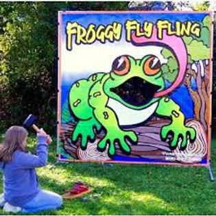 Fling The Frog