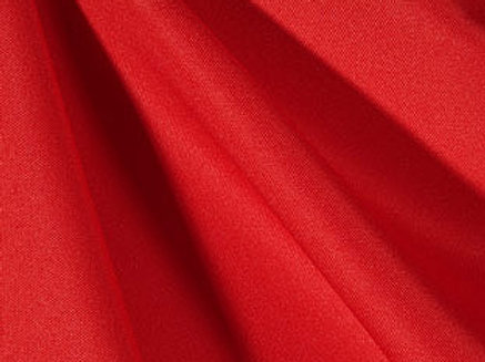Polyester Tablecloth - Red
