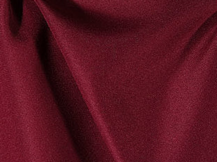 Polyester Tablecloth - Burgundy