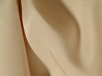 Polyester Tablecloth - Camel
