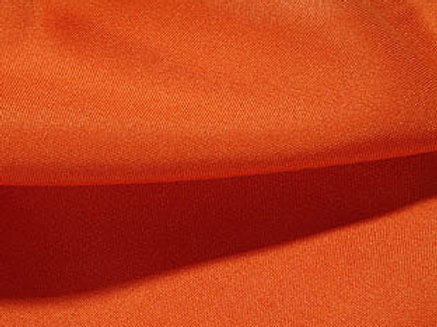 Polyester Tablecloth - Orange
