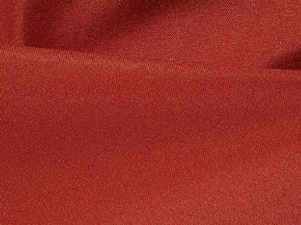 Polyester Tablecloth - Terra Cotta