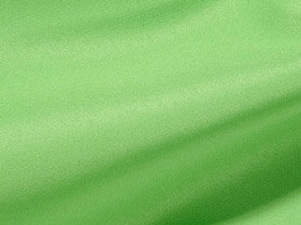 Polyester Tablecloth - Lime Green
