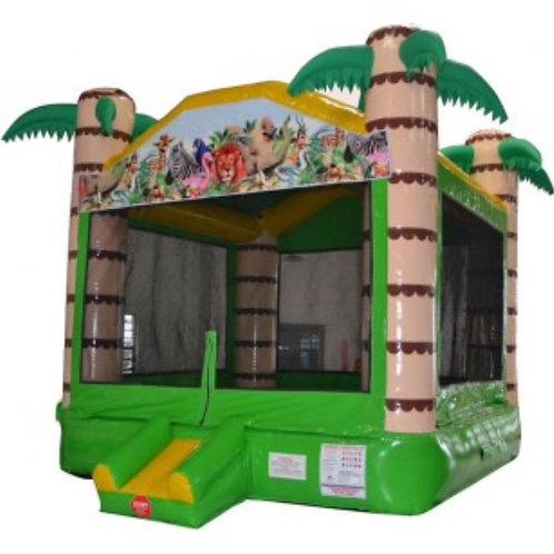 Tropical Bounce House