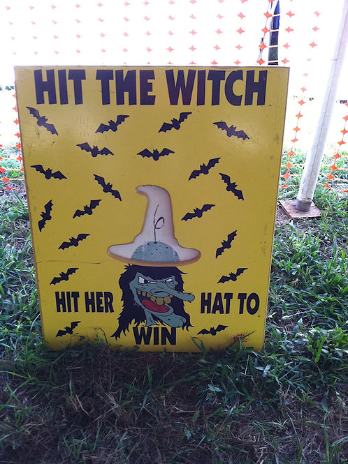 Hit The Witch