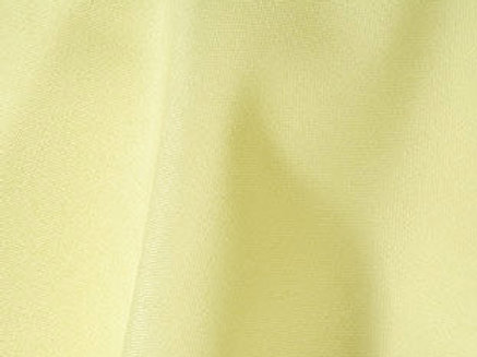 Polyester Tablecloth - Maize Yellow