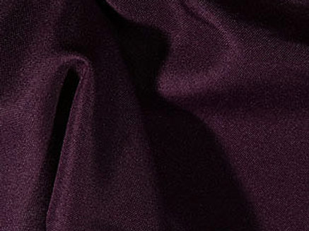 Polyester Tablecloth - Eggplant