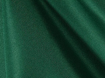 Polyester Tablecloth - Hunter Green