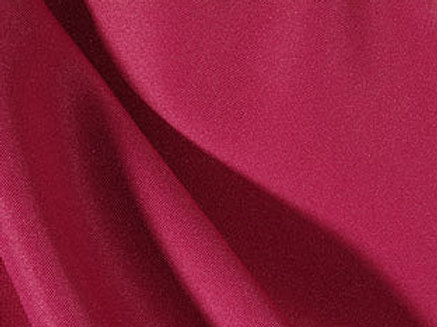 Polyester Tablecloth - Hot Pink