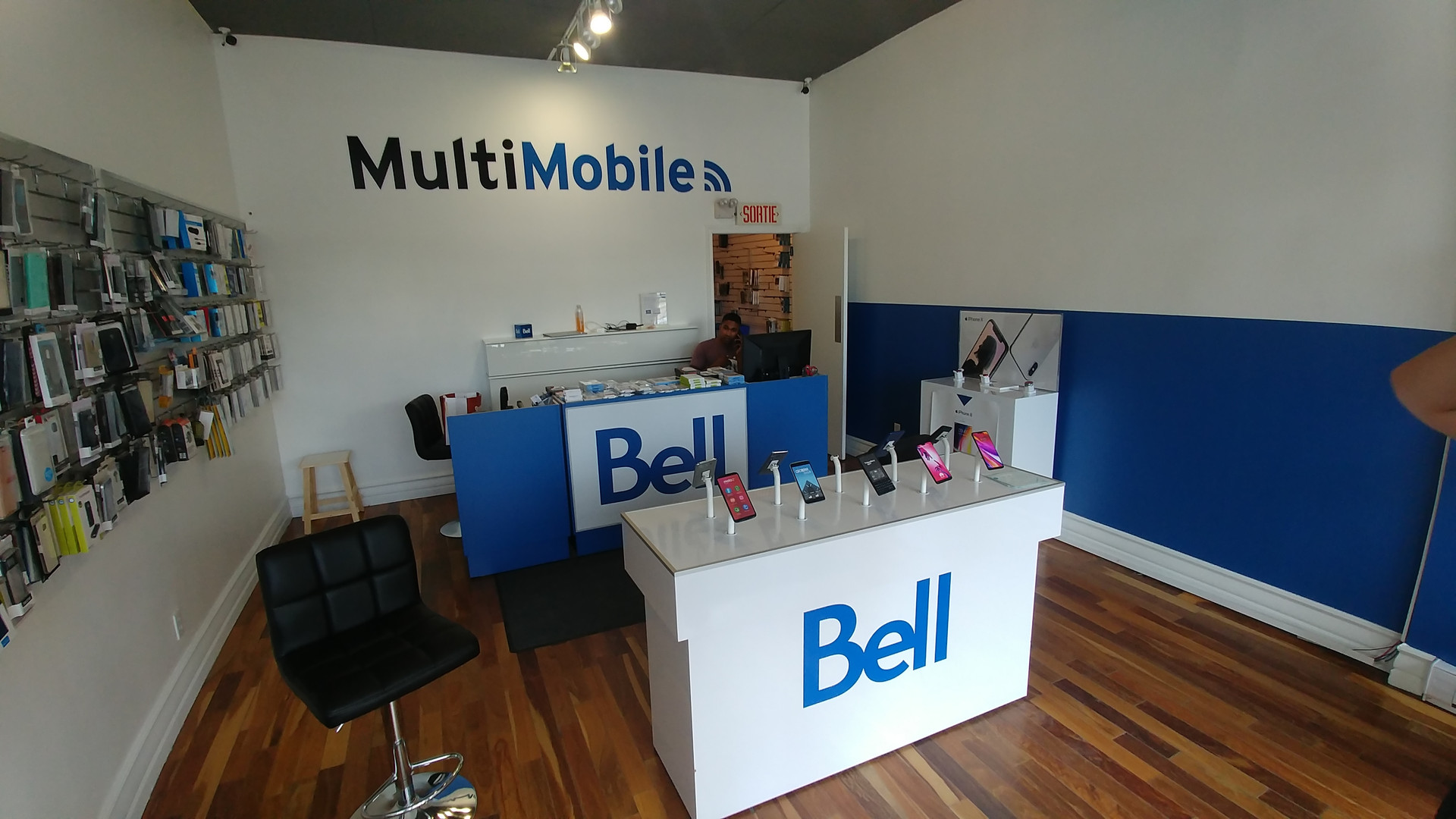 Bell store
