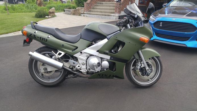 matt green bike