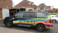 JS Party - half wrap