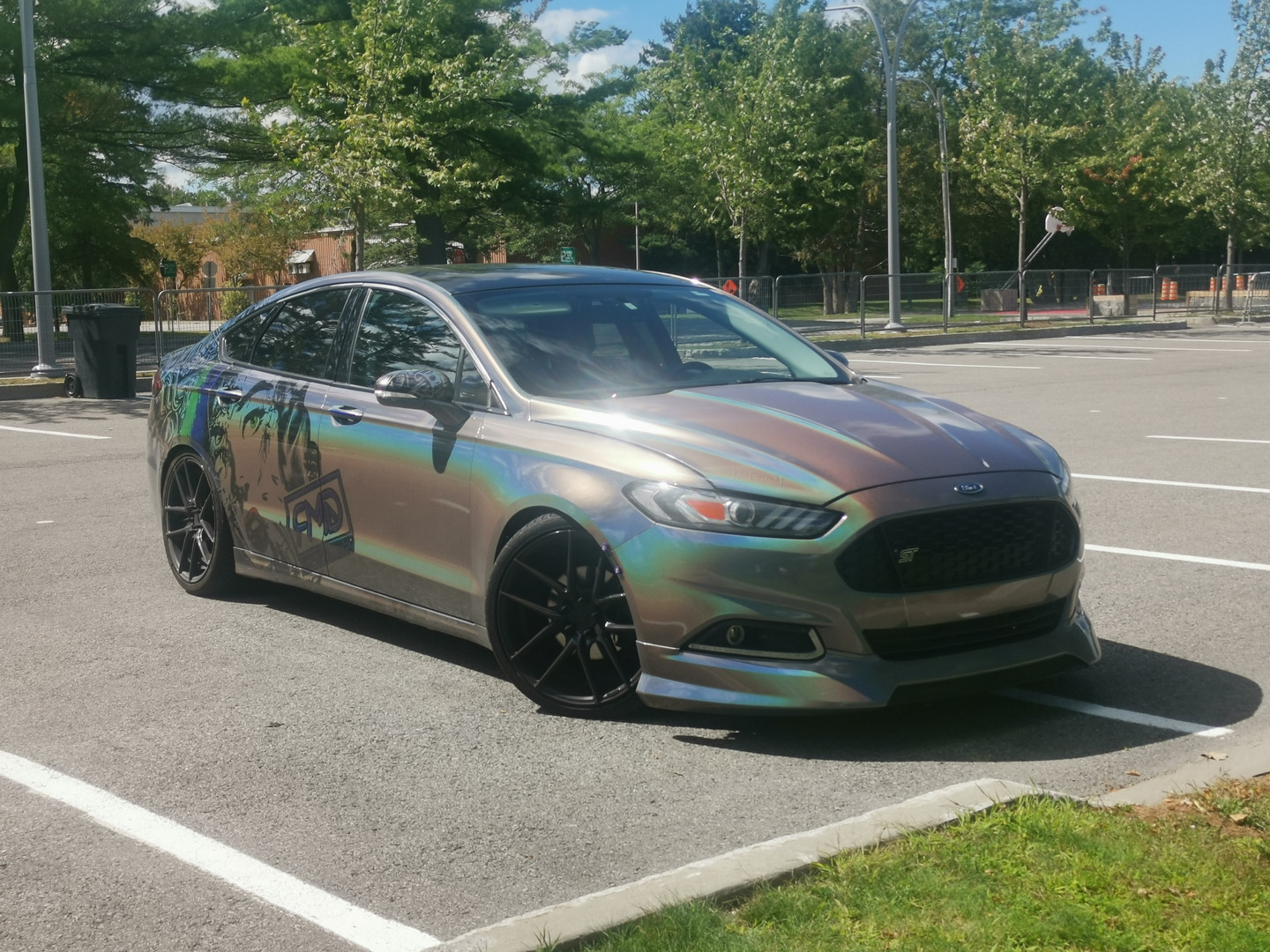 psycelic 3m ford fusion