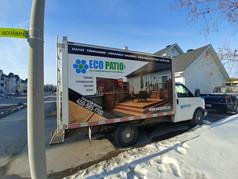 Eco Patio - full wrap