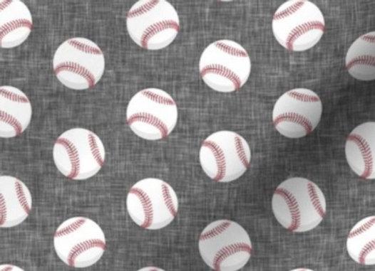Baseballs - play ball!