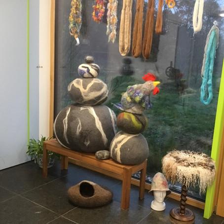 Open atelier, voorlopig enkel op afspraak
