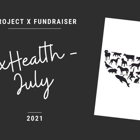 #PXHEALTH - JULY