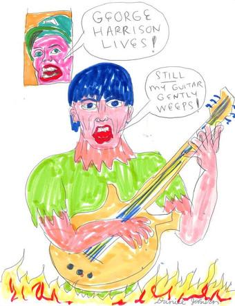 George Harrison Lives!