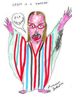 Jesus Is A Vampire