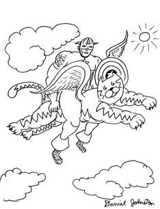 Cap & Flying Sassy Frass