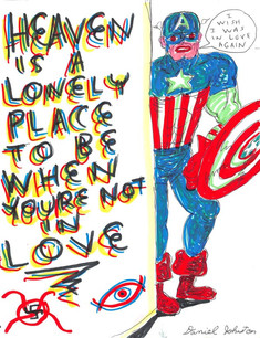 Heaven Is A Lonely Place To Be When You're Not In Love