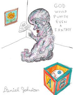 God Would Punish Even A Fantasy