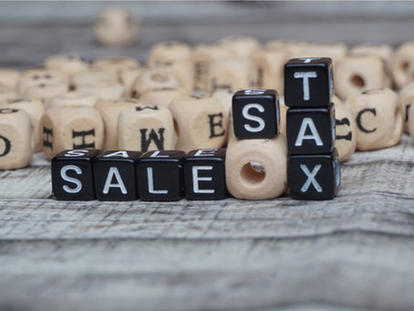 Seattle Sales Tax Rate Changes