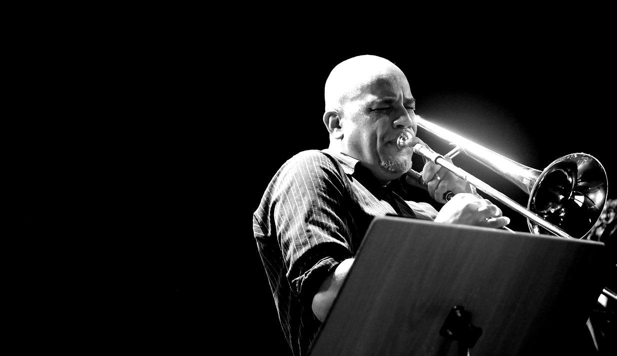 Eber Miranda brazilian trombonist