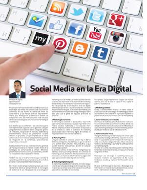 Social Media en la Era Digital