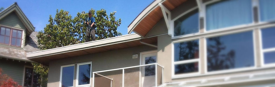 Roof Cleaning in West Vancouver
