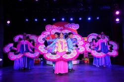 Korean Traditional Fan Dance