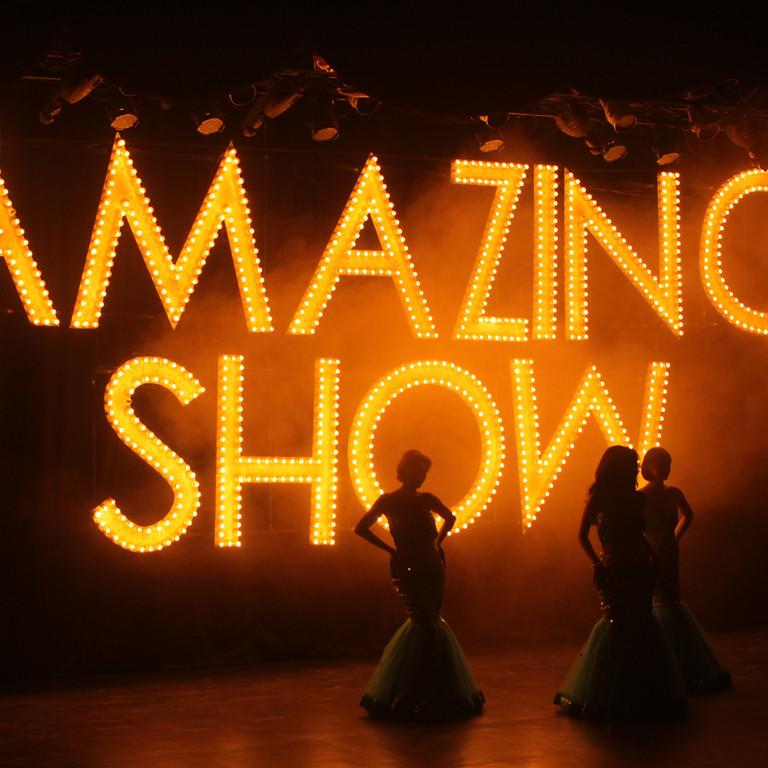 Amazing Show - MANILA (8:00PM - 9:00PM)