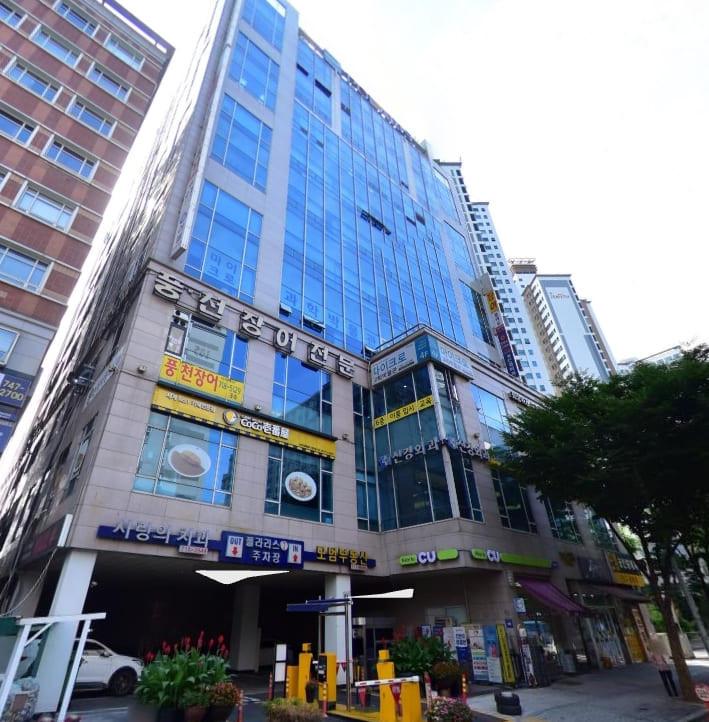 성남 고수익알바 건물