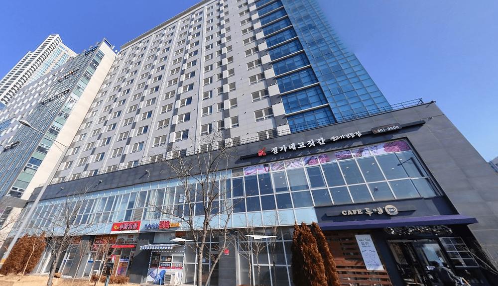 인천 마사지 구인구직 건물