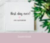 Gastenboek | YourWeddingShop